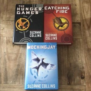 The Hunger Games Hardcover Triology